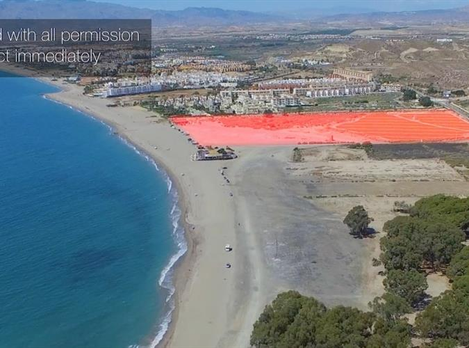 Project for sale Garrucha